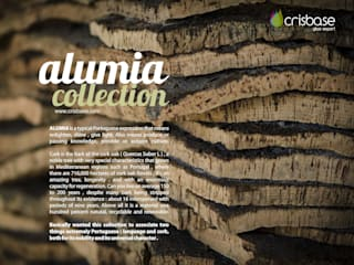 ALUMIA collection: mediterranean  by CRISBASE, Mediterranean