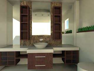 Modern bathroom by GENT İÇ MİMARLIK Modern