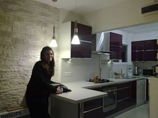 Modern kitchen by GENT İÇ MİMARLIK Modern