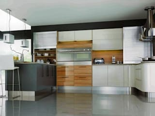 SEGRETO HANDLELESS:  Kitchen by Kensington Scott