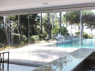 Piletas modernas: Ideas, imágenes y decoración de MARQA - Mello Arquitetos Associados Moderno