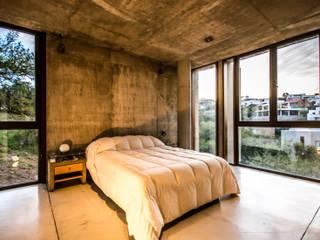 Modern style bedroom by Arq. Santiago Viale Lescano Modern