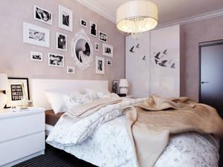 moderne Schlafzimmer von Коваль Татьяна