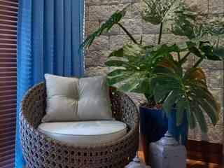 Decora Lider Vitória - Sala de Jantar Integrada à Varanda Salas de estar modernas por Lider Interiores Moderno