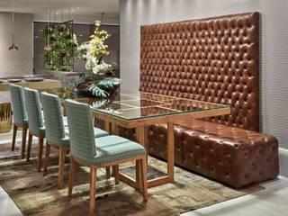 Decora Líder Vitória - Sala Descolada Salas de jantar modernas por Lider Interiores Moderno