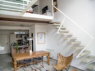 Comedor MeMo arquitectas Comedores de estilo escandinavo