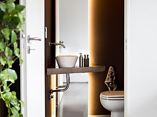 Salle de bain minimaliste par MeMo arquitectas Minimaliste