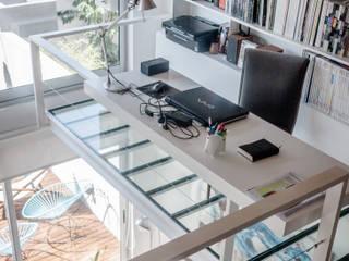 MeMo arquitectas 書房/辦公室