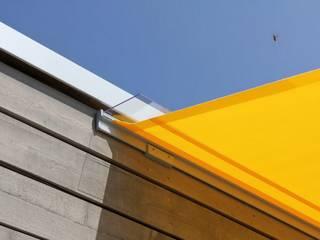 Textile Sonnenschutz- Technik : modern tarz , Modern