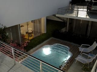 Architectural Project: P House | Progetto di Architettura: P House Case in stile minimalista di Fabio Sillato Architect & Graphic Designer Minimalista