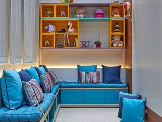 Decora Lider Vitória - Espaço Kids Salas de estar modernas por Lider Interiores Moderno