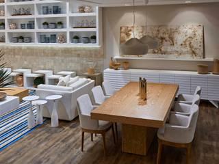 Decora Lider Vitória - Estar e Jantar para Comemorar Salas de jantar modernas por Lider Interiores Moderno