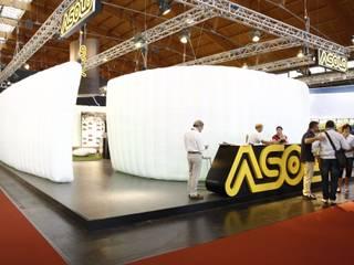 Andrea Gaio Design Diseño de ferias de estilo moderno