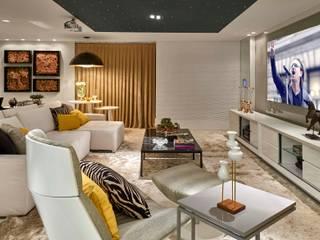 Lider Interiores Modern media room