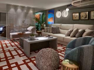 Decora Lider Vitória - Home+Office+Home Salas de estar modernas por Lider Interiores Moderno