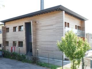 Andrea Gaio Design Edificios de oficinas de estilo moderno