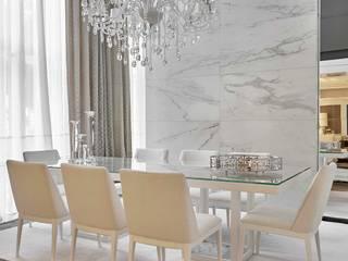 Decora Lider Vitória - Sala de Estar e Jantar Salas de jantar modernas por Lider Interiores Moderno