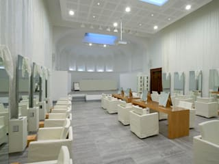 Accademia L'Oréal: Sedi per eventi in stile  di VARASCHINSTUDIO