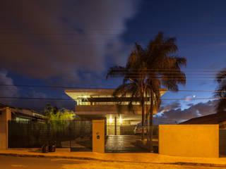 JPGN House by MGS - Macedo, Gomes & Sobreira Сучасний