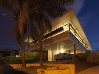 JPGN House Modern houses by MGS - Macedo, Gomes & Sobreira Modern