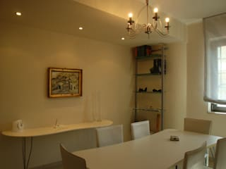 Studeerkamer/kantoor door Studio di Progettazione Arch. Tiziana Franchina, Modern