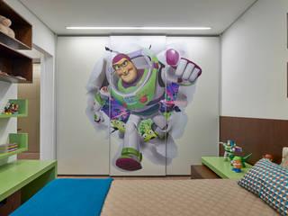 Dormitorios infantiles de estilo moderno de Isabela Canaan Arquitetos e Associados Moderno