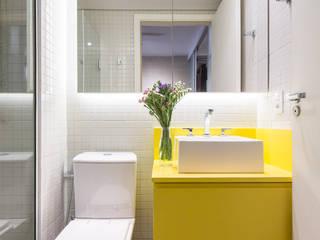 Joana França Nowoczesna łazienka
