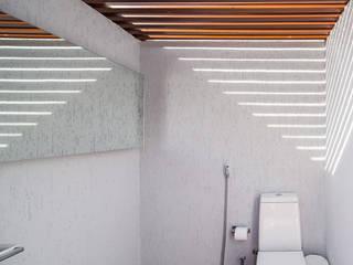 Joana França Baños de estilo minimalista