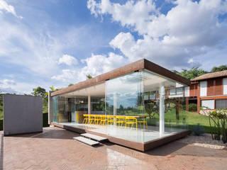 Joana França Minimalistyczne domy