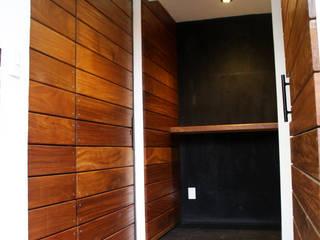 Hành lang, sảnh & cầu thang phong cách tối giản bởi ZTUDIO-ARQUITECTURA Tối giản