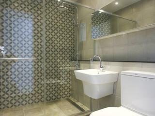 Bathroom by 홍예디자인, Scandinavian