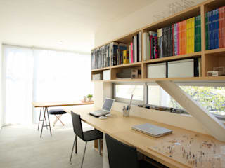 3--lab Modern Study Room and Home Office