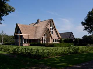 Woonhuis Katlijk Landelijke huizen van Sipma Architecten Landelijk