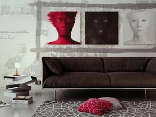 Interior Render di Visual4d - Rendering&Multimedia Minimalista