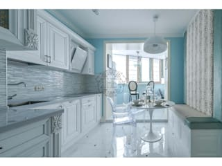 Home Emotions Kitchen Wood White