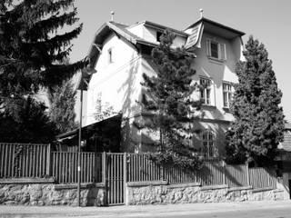 Maisons de style de style Classique par illiz architektur Wien Zürich