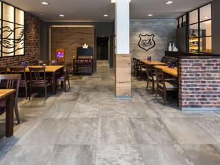 Bäckerei Ganseforth Moderne Ladenflächen von Ceramiche Refin S.p.A Modern