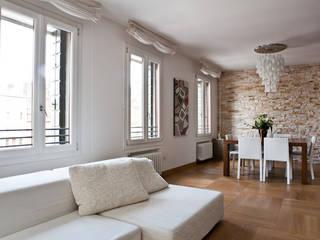 appartamento a castelfranco V:to .Treviso Soggiorno moderno di internitreviso Moderno