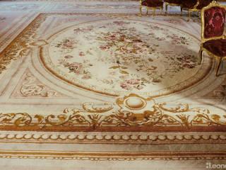 Tapis sur mesure Salon classique par Leone edition Classique