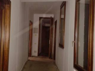 Corridoio prima e dopo. di internitreviso