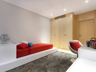 Modern nursery/kids room by Sónia Cruz - Arquitectura Modern