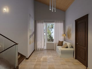 Частный дом в  стиле эклектика:  в . Автор – De-form