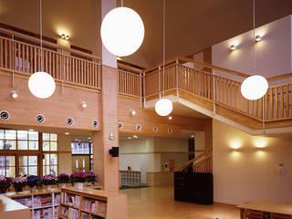 CHUKA Elementary School オリジナルな学校 の 株式会社武村耕輔設計事務所 オリジナル