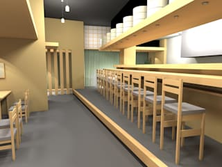 SATSUKI オリジナルスタイルの 玄関&廊下&階段 の 株式会社武村耕輔設計事務所 オリジナル