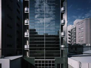 Y building オリジナルな 家 の 株式会社武村耕輔設計事務所 オリジナル