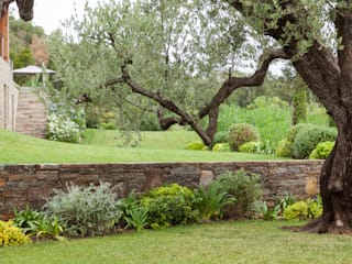 Jardines mediterráneos de PASSAGE CITRON Mediterráneo