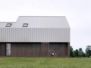 PLUSMODUL: Сборные дома в . Автор – INT2architecture