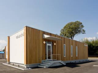 株式会社深田建築デザイン研究所 Scandinavian style houses