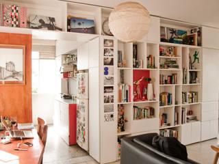 Salas de estar  por PUNCH TAD , Moderno