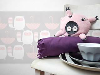 Bordüre Happy kittens:   von Designstudio DecorPlay